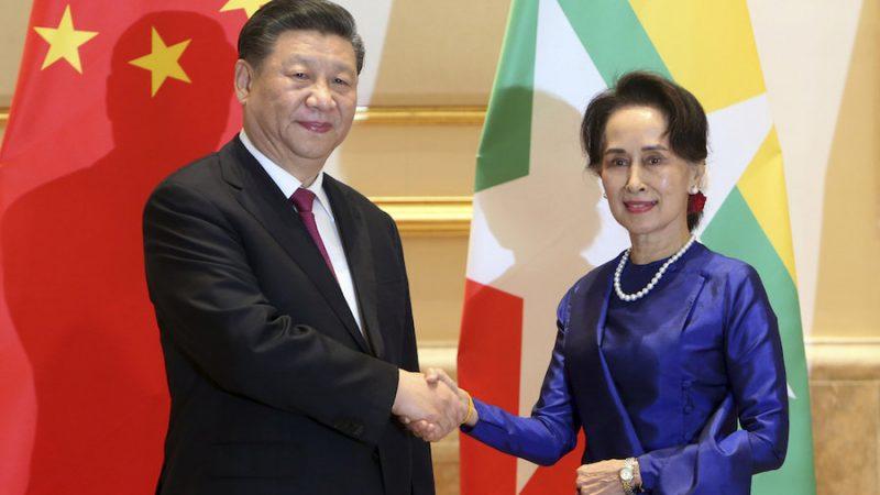 Myanmar sidesteps China; reduces CMEC commitment