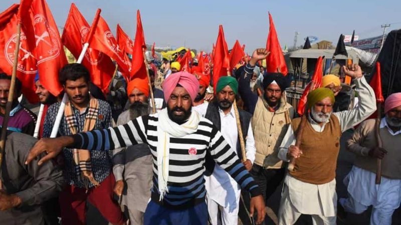 Sikh separatists, politicians in Canada, UK wade into farmers' protest row