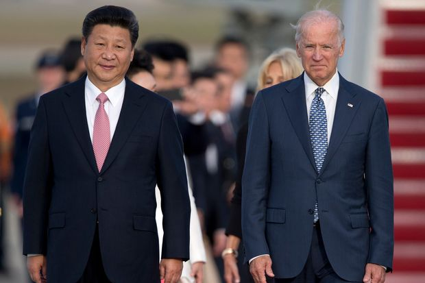 A warning to President Biden: Protect America from a rising China