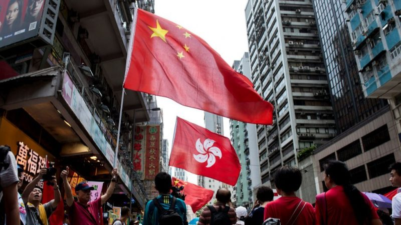 China unanimously approves proposal to overhaul Hong Kong's electoral system
