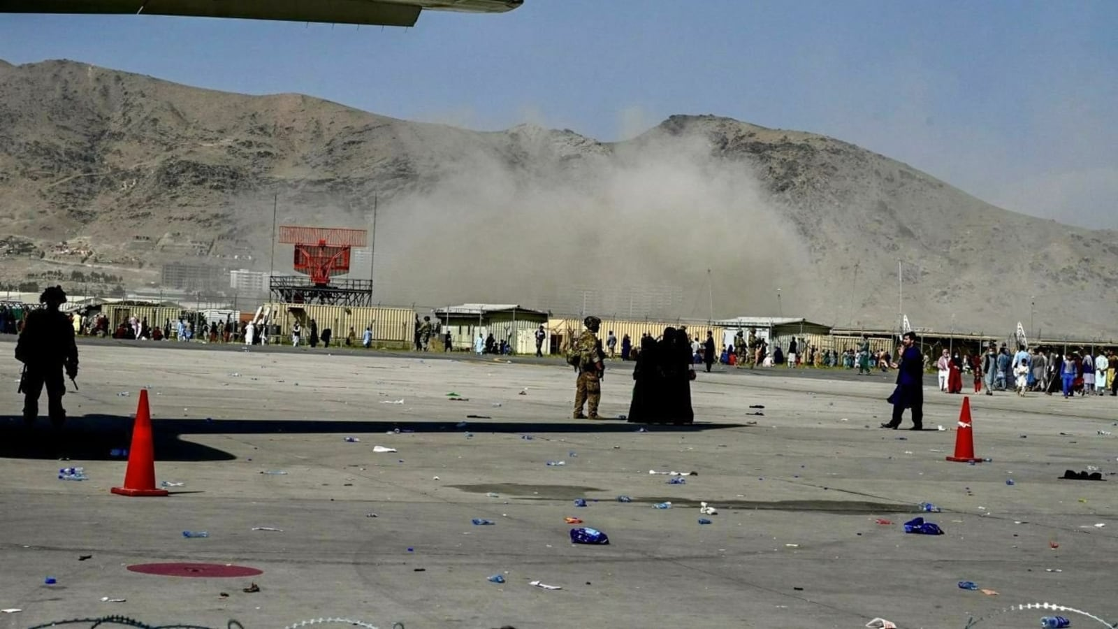 'Exactly the place..': Afghan Sikhs, Hindus escape Kabul airport blasts