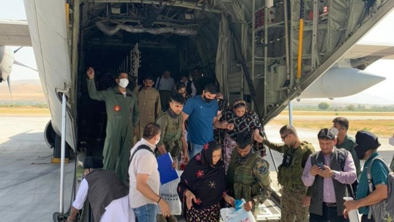 'Operation Devi Shakti': India evacuates more than 800 people from Afghanistan