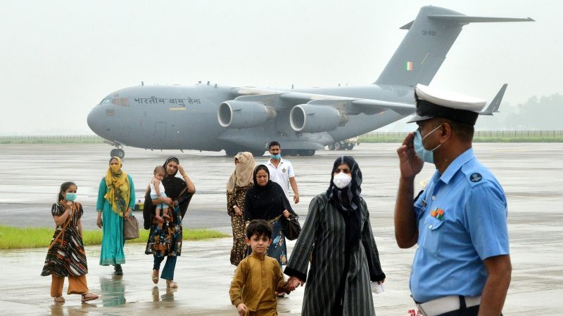 Polio vaccines, RT-PCR tests for all evacuees from Afghanistan: Health ministry