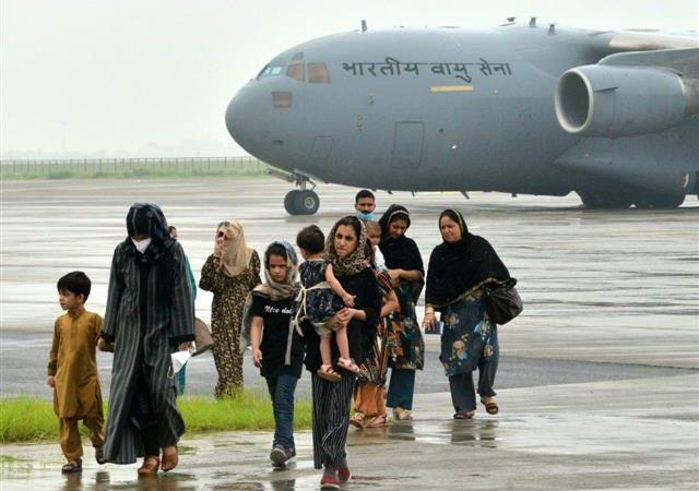 Afghanistan crisis: India brings back close to 400 people in three flights