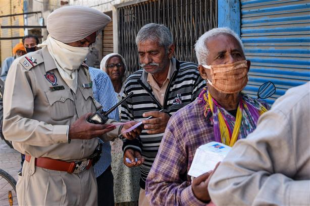 Full vaccination, Covid negative report mandatory for entry into Punjab from Monday