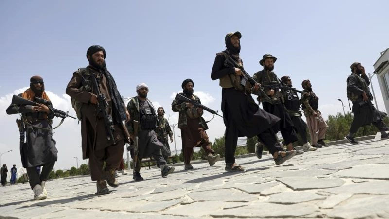 Rise of Taliban is internal security challenge for India
