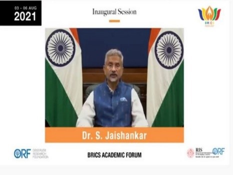 All parties think alike in the issue of Afghanistan says EAM Jaishankar