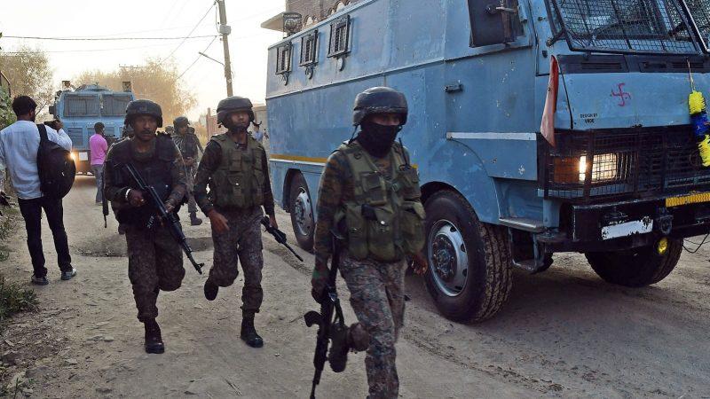 Terrorist forced to attack on Gurudwara in India, informs Gurudwara community about attack