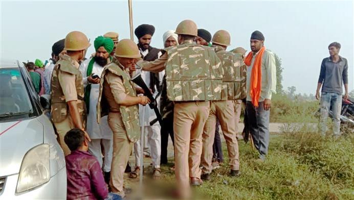 Lakhimpur Kheri violence: SC orders UP govt to file status report; hearing on Friday