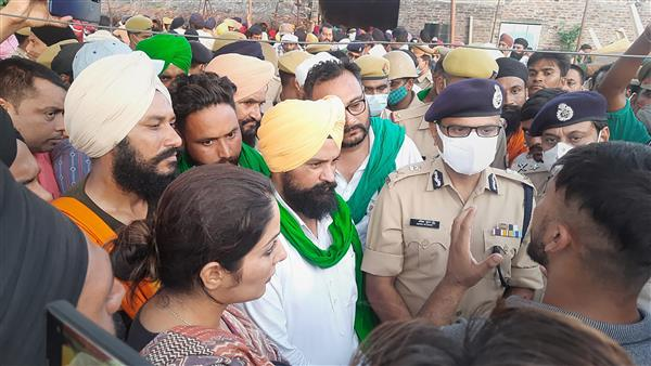 Opposition turns up heat with Lakhimpur Kheri videos