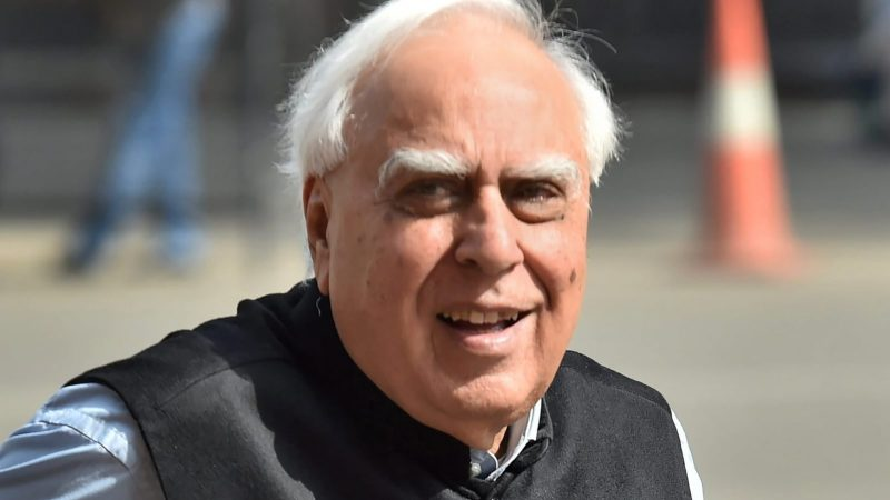G-23 is not Ji Huzoor 23: Sibal's dig at high command amid Punjab row, says Congress has no president