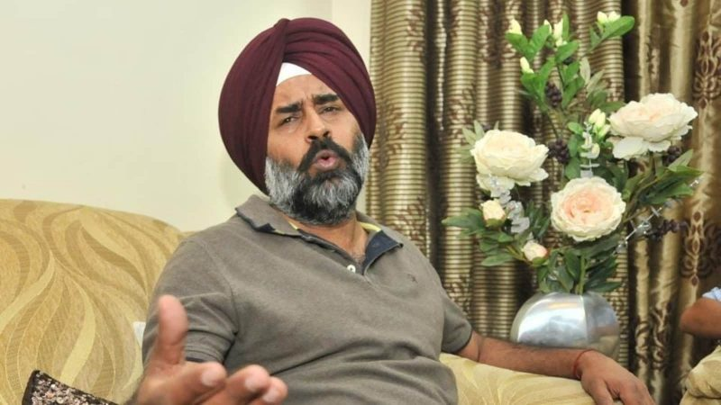 'Captain is with BJP': Punjab minister alleges Amarinder behind govt's BSF move