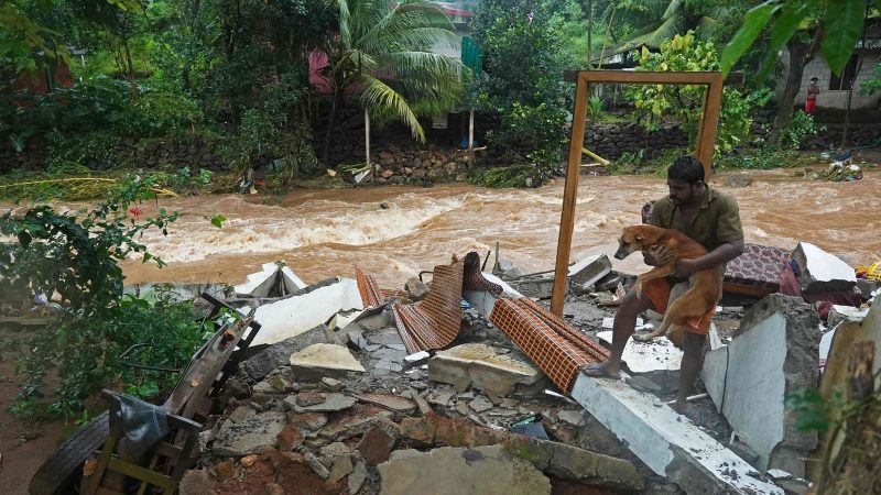 18 dead, dozens missing in Kerala after floods; IMD says rain to subside